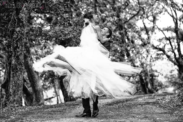 photographe mariage les terres de st hilaire