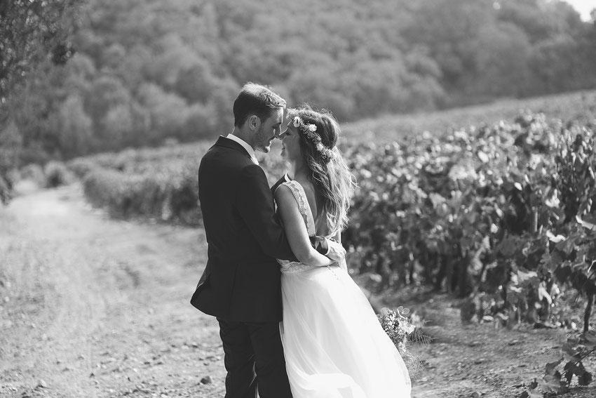 photographe mariage le castellet