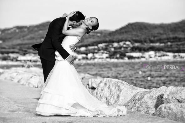 photographe mariage st cyr sur mer