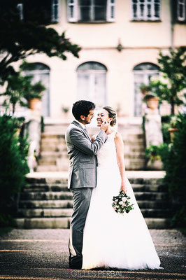 photographe mariage chateau colbert