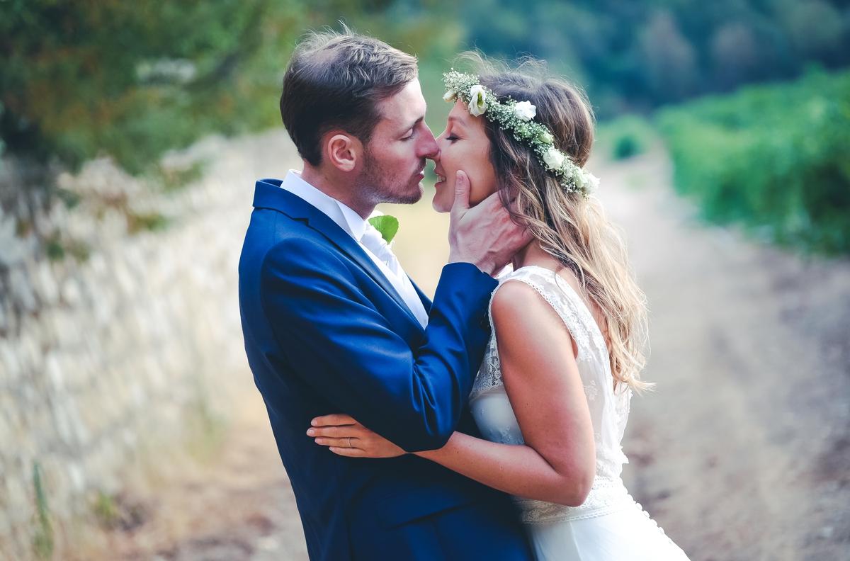 photographe mariage la magnanerie de st isidore