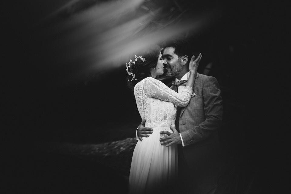photo de mariage d'un magnifique couple à toulon