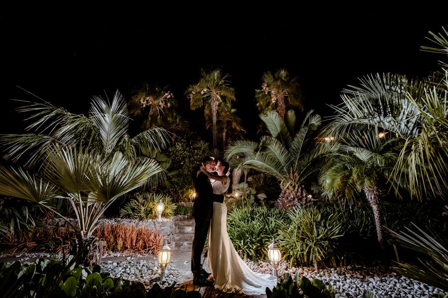 photo de mariage de nuit à toulon