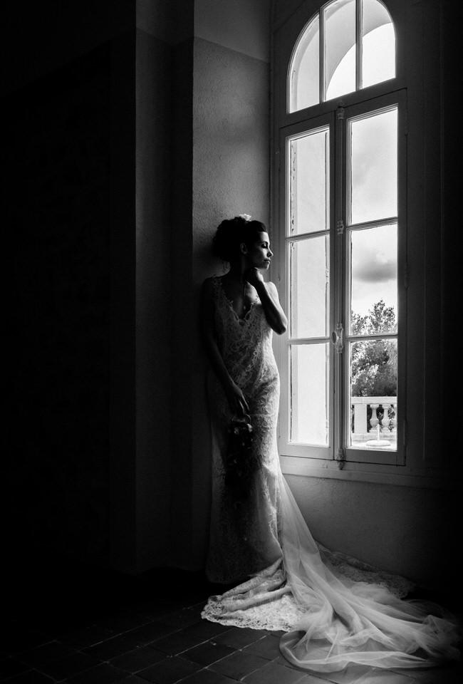 photo de mariée toulon