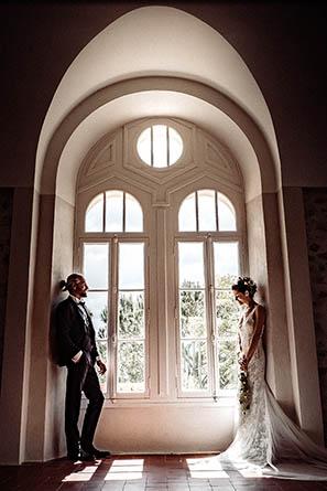 photographe mariage var, chateau des costes