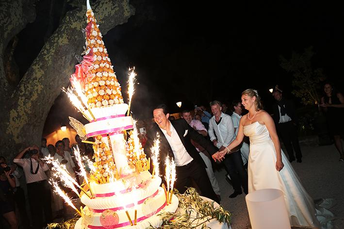 photographe mariage la baratonne
