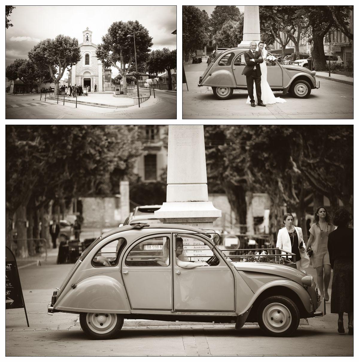 photographe mariage brue auriac