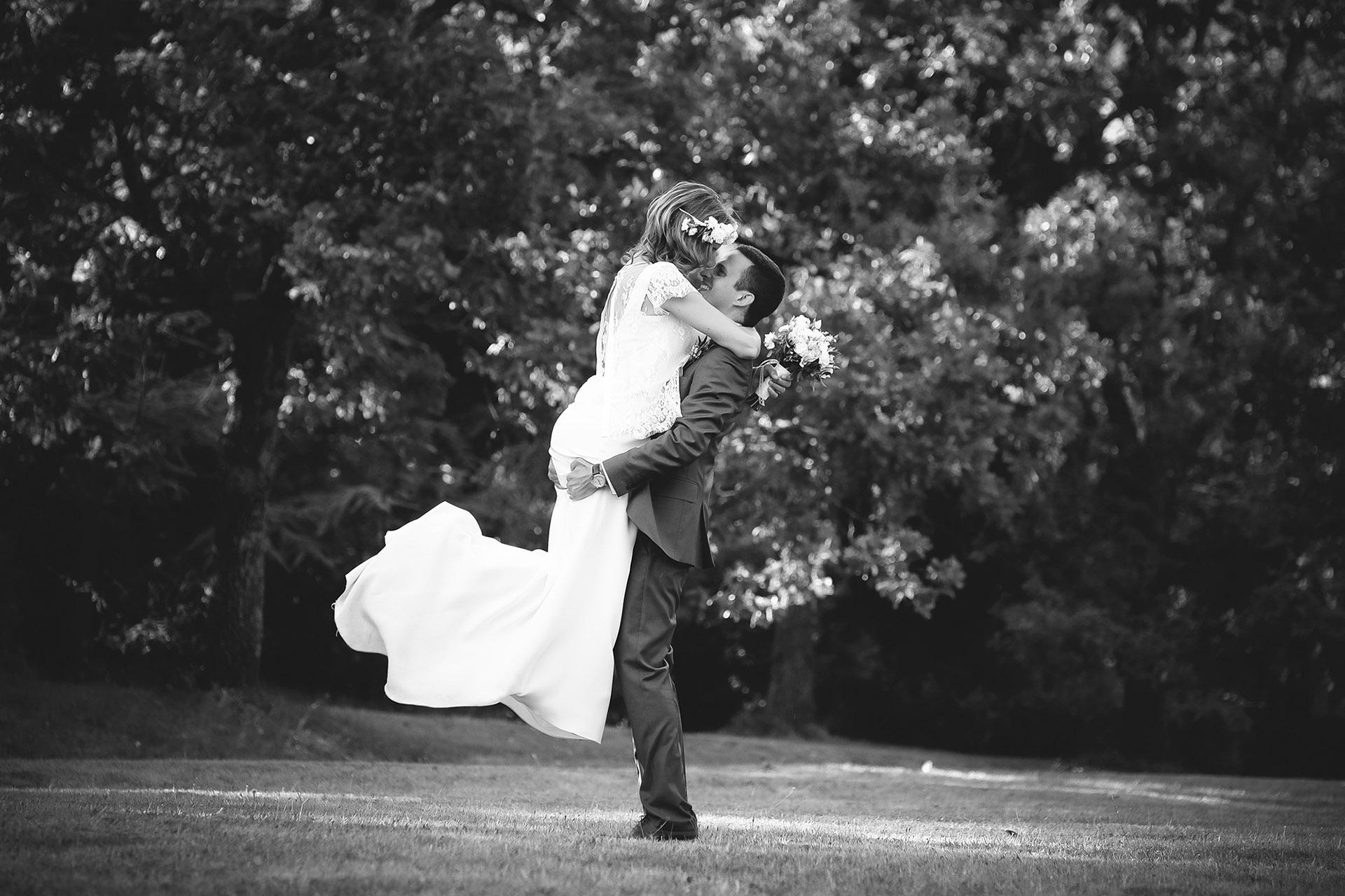 photographe mariage château sainte roseline