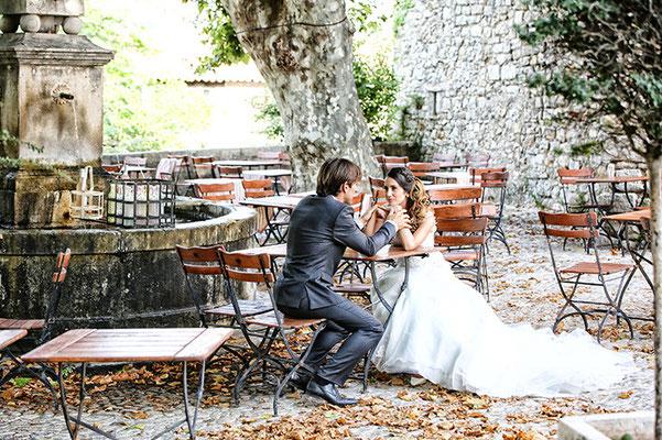 photographe mariage chateau des selves
