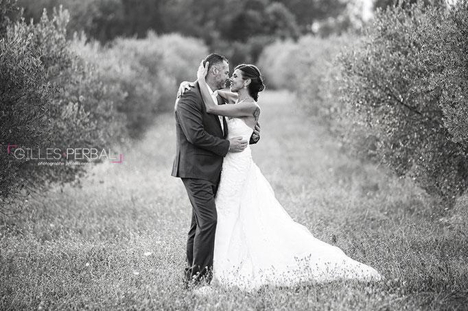 photographe mariage domaine de la pommé