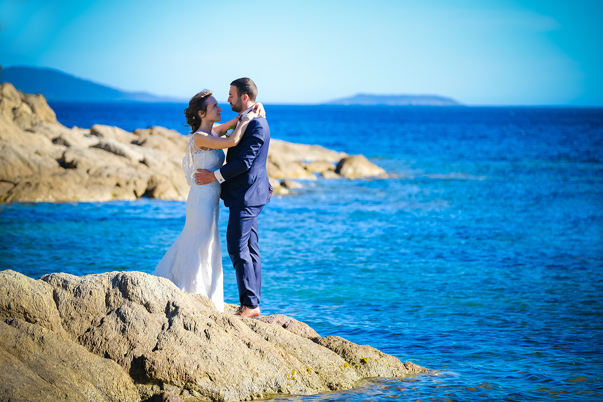 photographe mariage rayol canadel sur mer