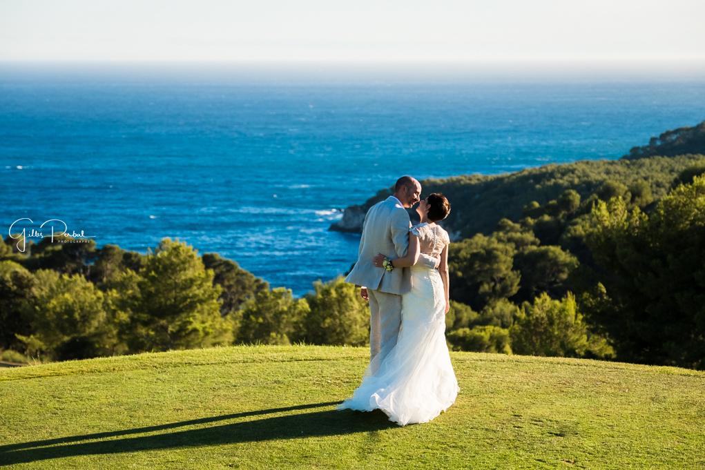 photographe mariage dolce frégate provence