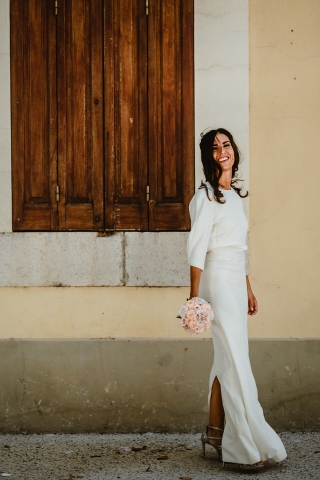 photo de mariée provence