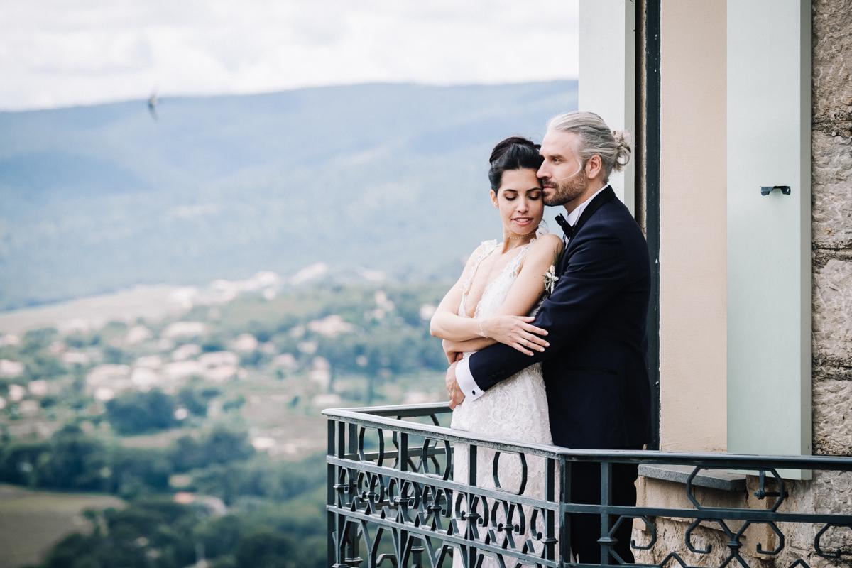photographe mariage chateau des costes le castellet