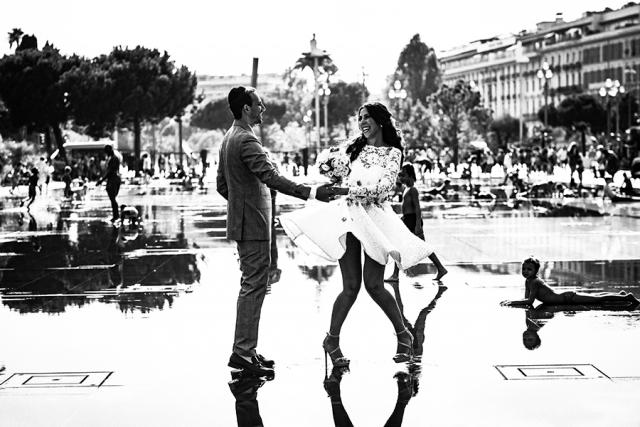 photo mariage nice
