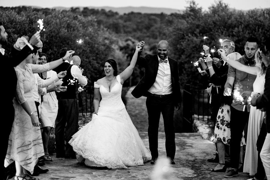 photographe mariage chateau des crostes