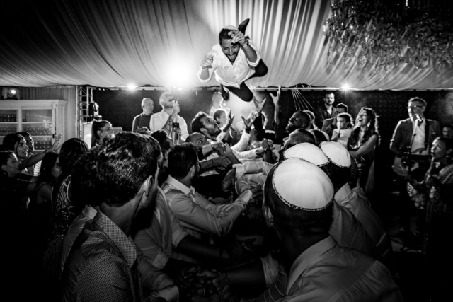 photo soirée de mariage à toulon