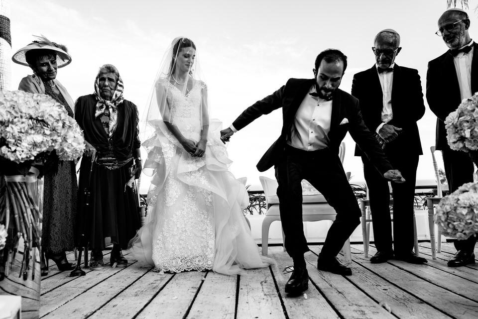 cérémonie mariage juif toulon
