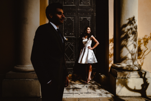 photo artistique mariage toulon