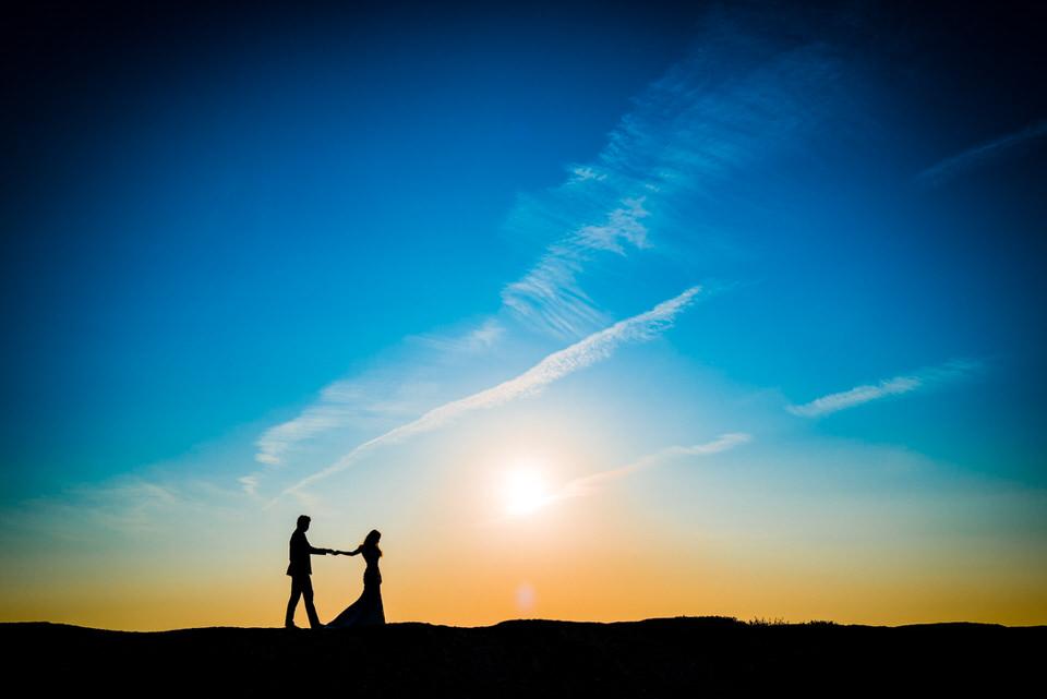 photo de mariage sur la plage à toulon