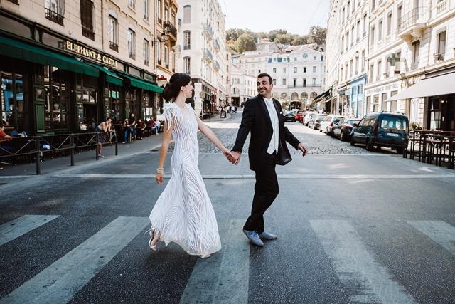photo de mariage lyon