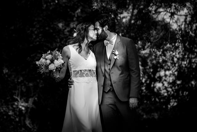 photographe mariage residence cap brun