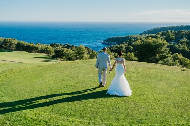 photographe mariage dolce fregate
