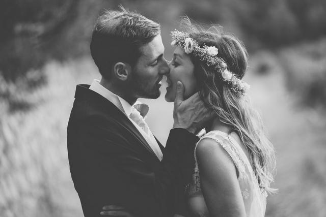 photo de mariage la magnanerie de st isidore