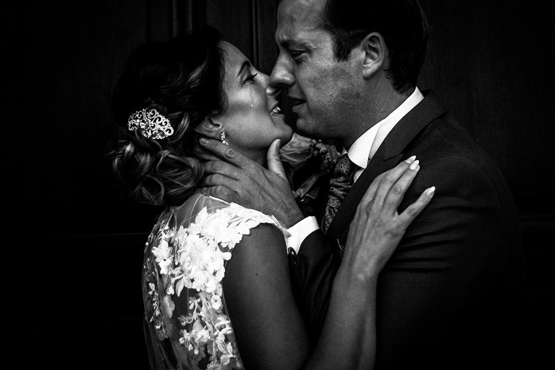 photo de mariage émotion