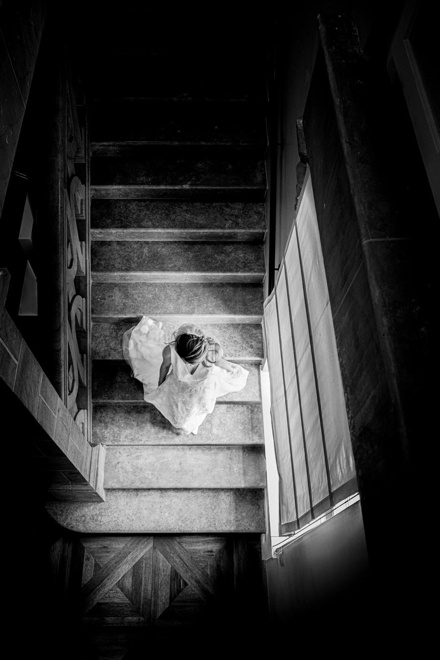 une mariée à toulon