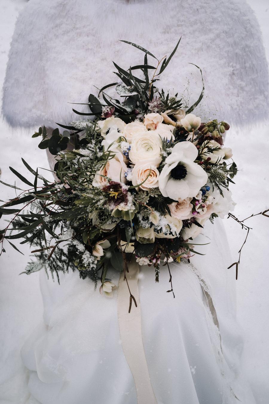 idée de fleur de mariage