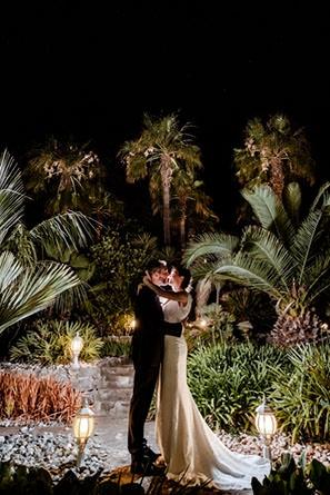photographe mariage toulon, les pins penchés