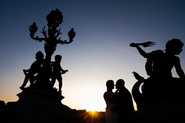 photo de mariage pont henry 4 paris