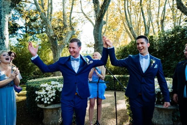 photo cérémonie mariage gay france