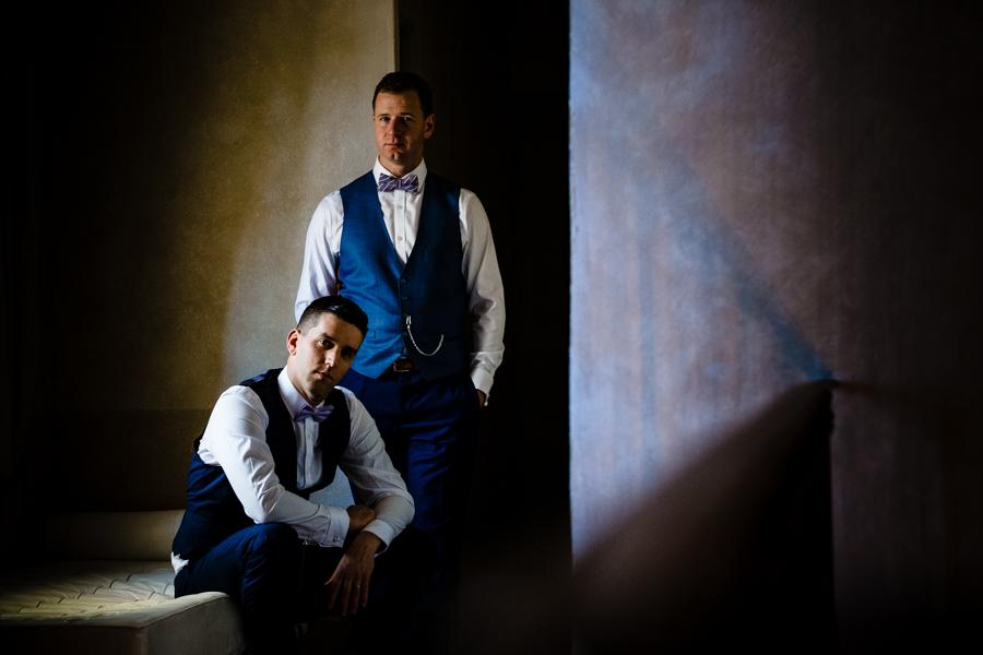 photo de mariage homosexuel provence