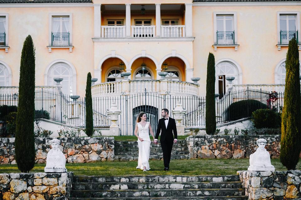inspiration mariage villa octopus