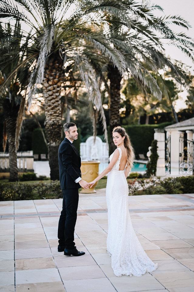 top 5 des mariages à destination