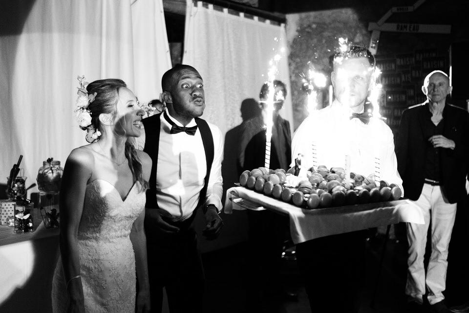 photographe mariage commanderie peyrassol
